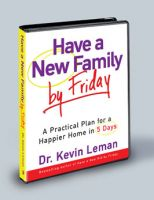 Have a New Family by Friday Student Workbook